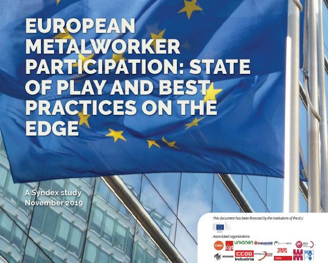 Study on the functioning of EWCs in the metalworking sector