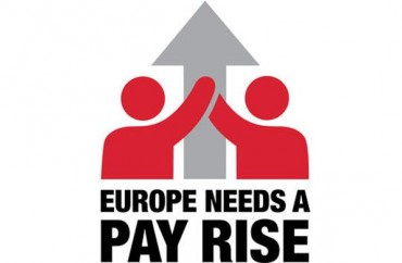 Europe needs a pay rise !
